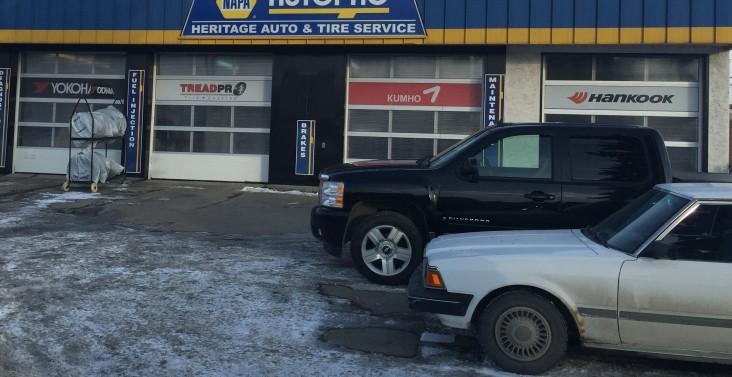 automotive services Calgary